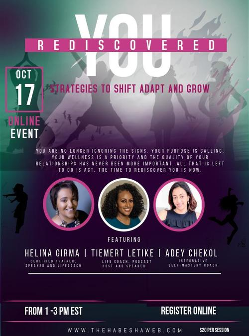 trategies to shift Adapt and Grow Habesha Web Event